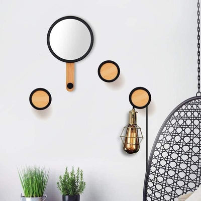 Yorror by Mirell Öberg / Wall Hanging Mirror Hooks Wall hook