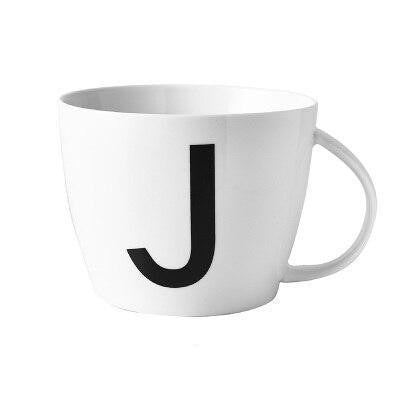 Great&Big by Una Hubman Mug J