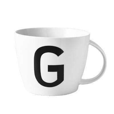 Great&Big by Una Hubman Mug G
