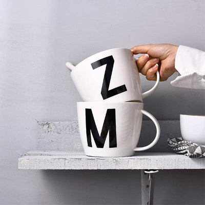Great&Big by Una Hubman Mug