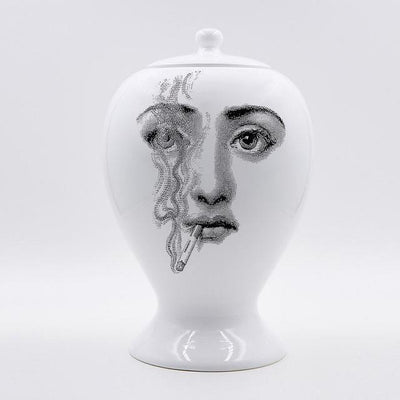The Charm Lady by Henry Jacobsson Vase The Charm Lady / Smoking