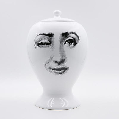 The Charm Lady by Henry Jacobsson Vase The Charm Lady / Blink