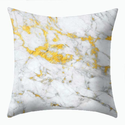 Purity by Celiné Desire Pillow Purity Marble Gold