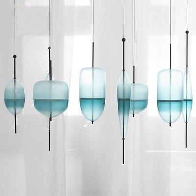 Chromatography by Ingrid Light Pendant lighting
