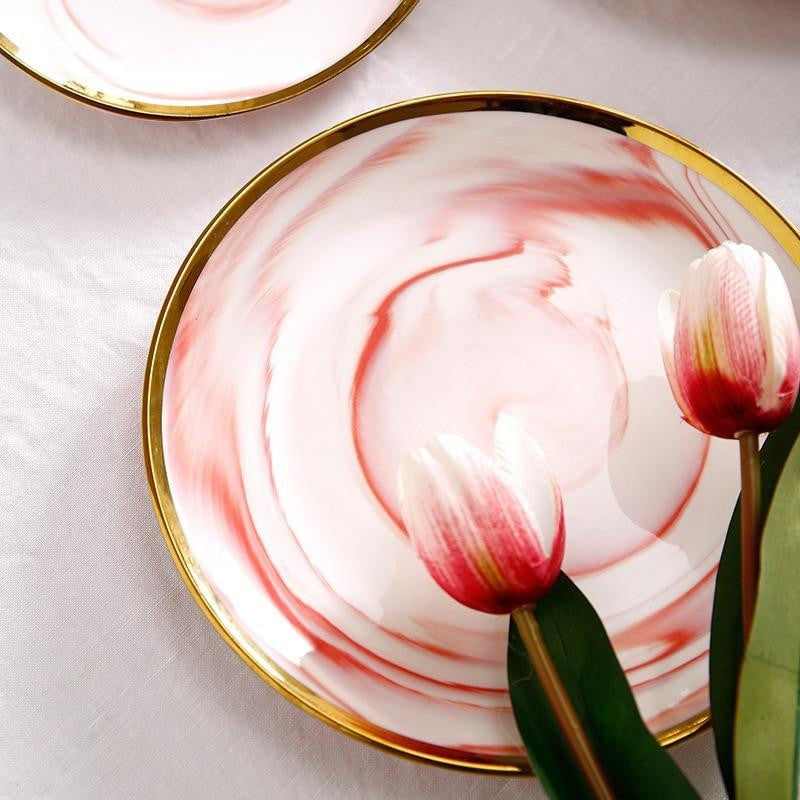 Mirage by Celiné Plate Plates