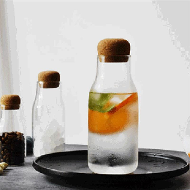 Theressa Glass Bottle /2pcs Glass bottle