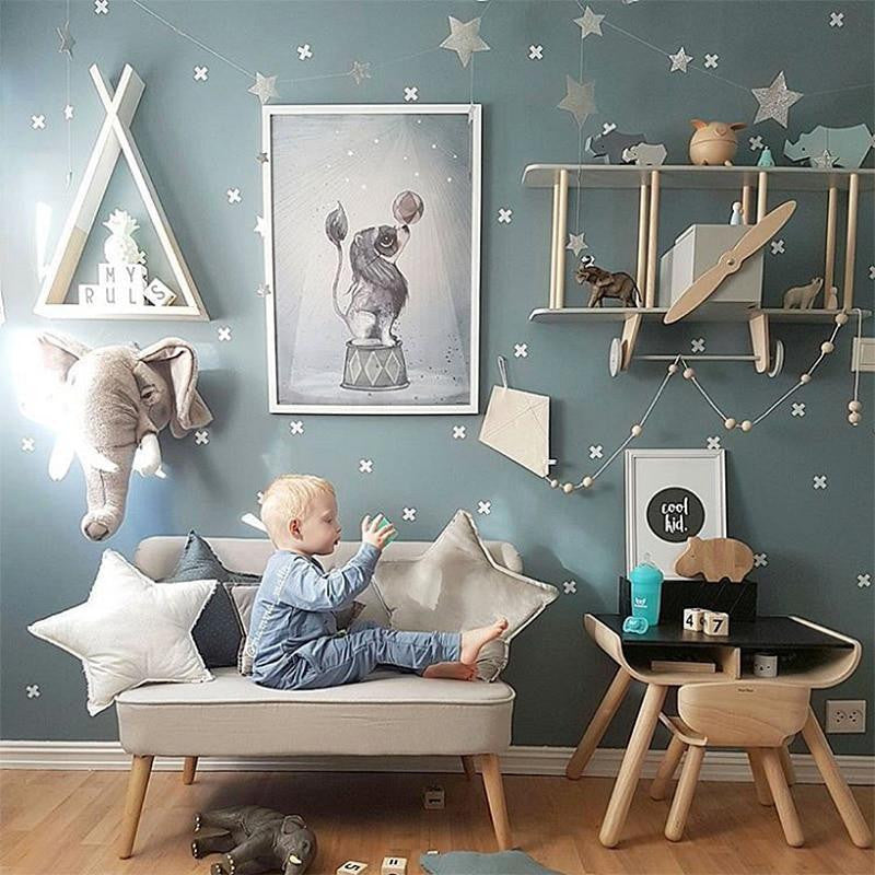 Bambino by Henry Jacobsson Wall Sticker