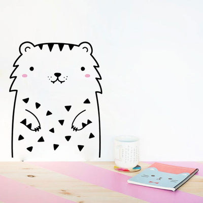Cutie by Hexa Kids Wall Decals Wall decals
