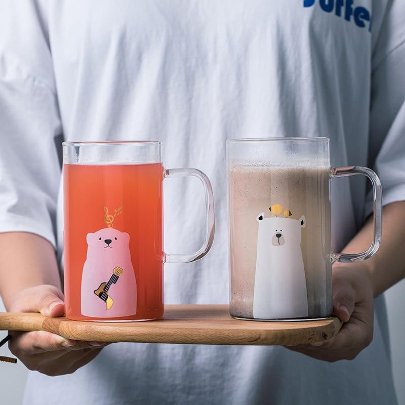 Cutie Glass Drinkware
