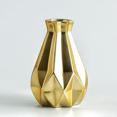 Princess by Jasmine Bergmann Vase Sunset Gold / Large