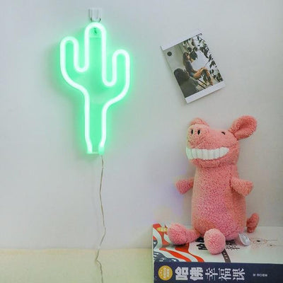 Incognito by Supernova Table/Wall lamp Cactus Green