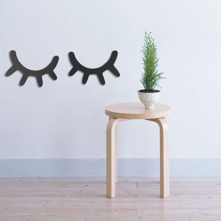 Lashes by Henry Jacobsson Wall Sticker