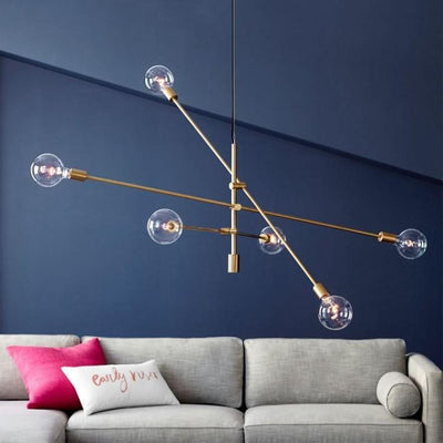 Bliss Celebration by Frederick Vaux Pendant Light