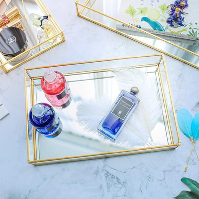 Crystal Clear by Jasmine Bergmann Tray
