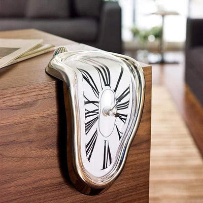 Mysterious Clock | Melting Illusion Clock