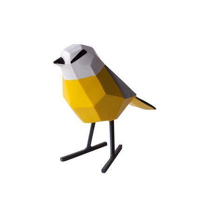 Ingiärd Birdsparkle Figure/Sculpture Decor yellow