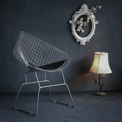 City Simplicity by Olivier Cimber Chair Atomic Gray