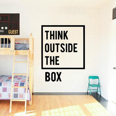 Liberty Box Wall sticker