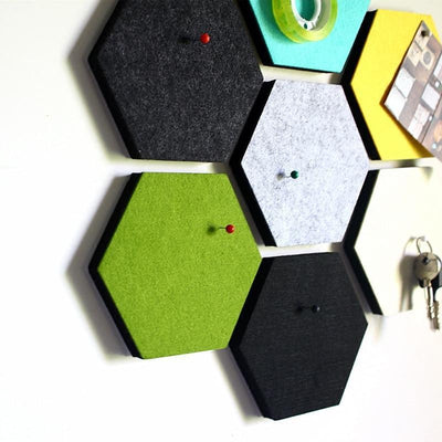 Hexa by Hero Nordic Organizer / Wall Sticker Wall Sticker