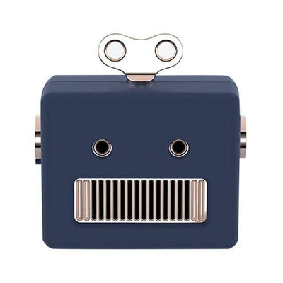 Little Genius Bluetooth Speaker Bluetooth Speaker Blue