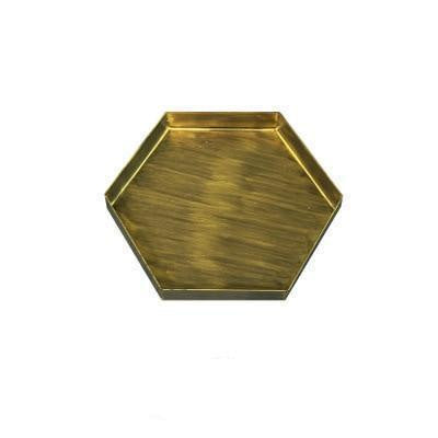 Frederick Hexagon Tray Tray Small