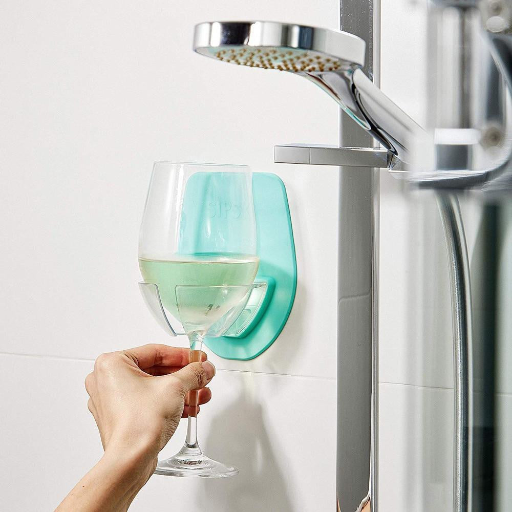 Bath & Wine Relax / Holder Wine holder