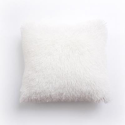 French Kiss by Celiné Desire Pillow fluffy white clouds / 45x45cm