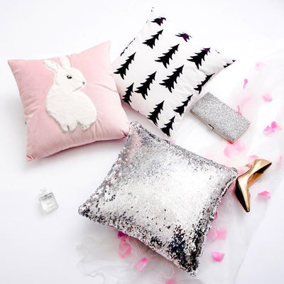 French Kiss by Celiné Desire Pillow
