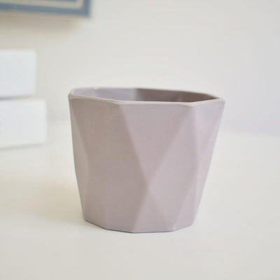 Little Hero by Jasmine Bergmann Vase Dark Khaki