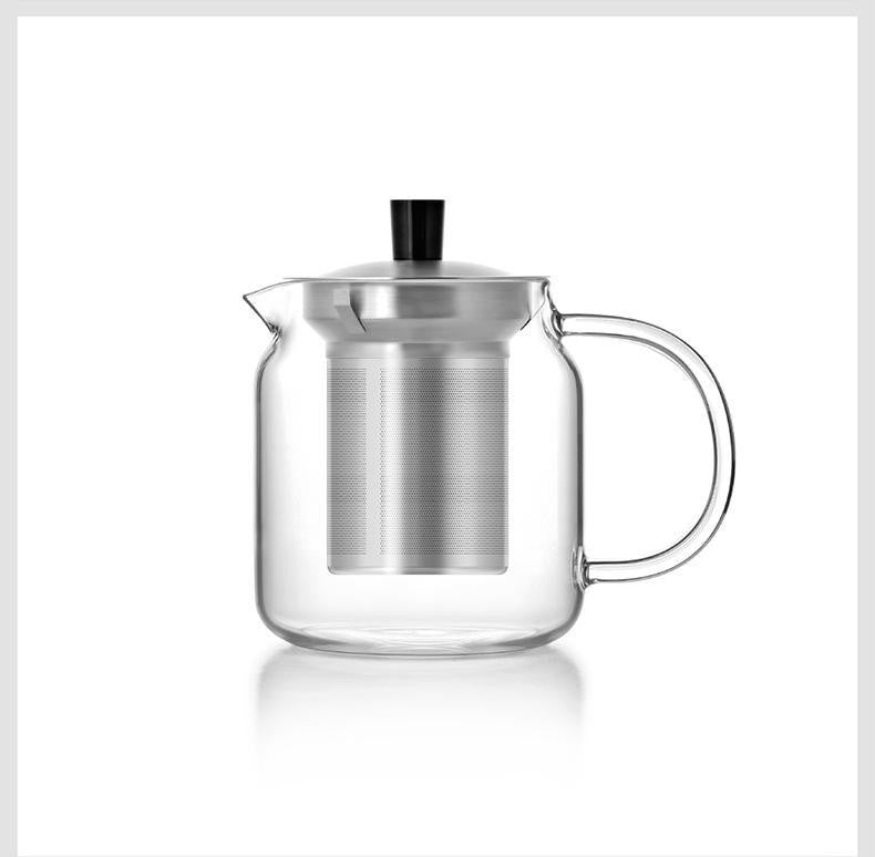 Yomoto Nakama Glass Tea Set 700ml /4+1pcs Kettle