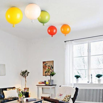 Colorful Fly With Me Pendant Lamp Pendant lighting