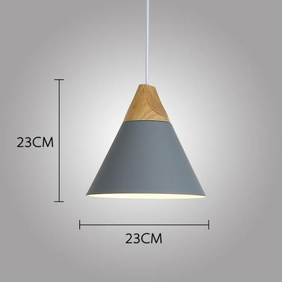 LUST Pedant Lamp Pendant Light Lunar gray / Ø23cm