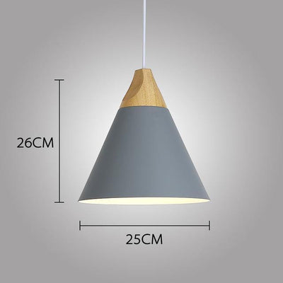 LUST Pedant Lamp Pendant Light Lunar gray / Ø25cm