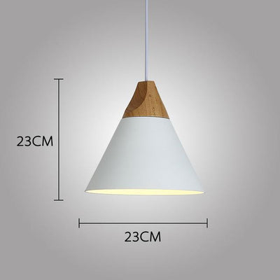LUST Pedant Lamp Pendant Light Lunar white / Ø23cm