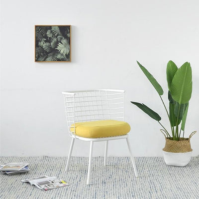Framezoga White Chair Chair