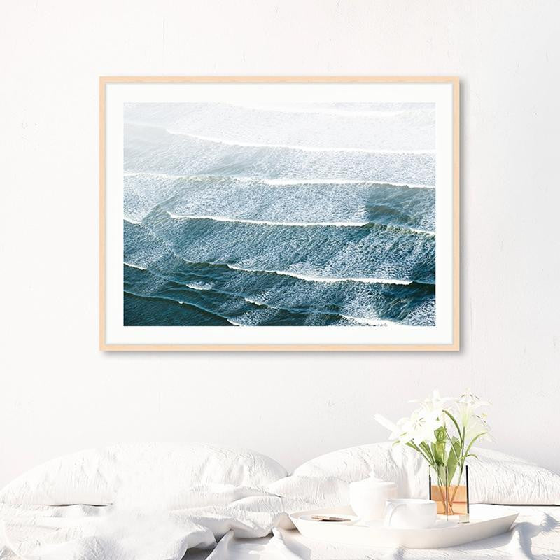 Söderlund Sea View Canvas print - Wall Art