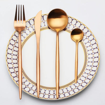 Ophelia by Zane Bautista 4pcs/set Flatware