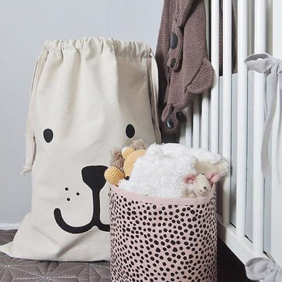 Wabroom Washden Storage Bags/Organizer Storage bag Smiling Bear