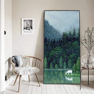 Spring Forest Canvas print - Wall Art