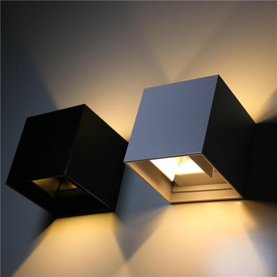Veronica Cube S2 Wall Lamp Deco Wall lamp