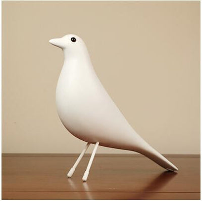 Angström FLY DOVE Bird Decor white / S