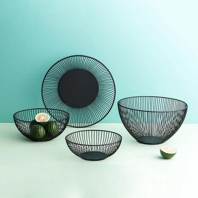 Frederick Vaux Geometiona Storage Baskets Basket