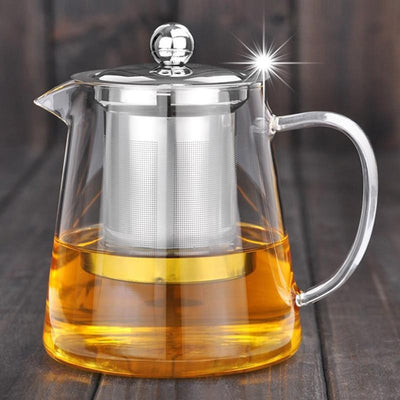 Yomoto Nathalie Glass Kettle 1200ml /4+1pcs Kettle 950ml