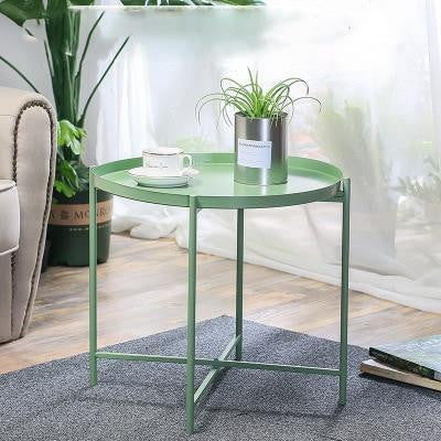 Kaden by Olivier Cimber Table Table Green mint / Large