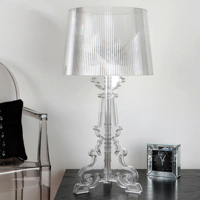 Träwick Clear BW Table/Room Lamp Table lamp