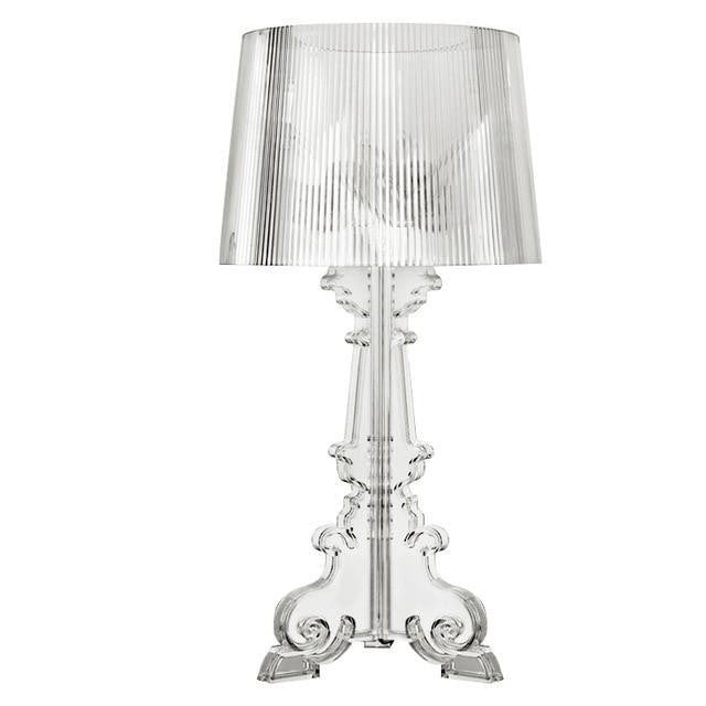 Träwick Clear BW Table/Room Lamp Table lamp Perfect transparent