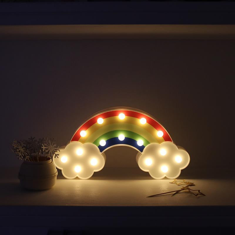 Superstar Rainbow Wall/Table Lamp Table/Wall lamp