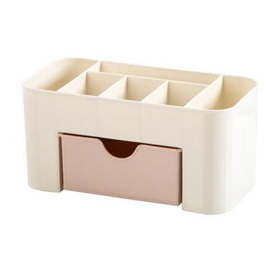 Caroline by Chloé Cosmetic Storage Box Cosmetic storge box Pink Makeup Box / M