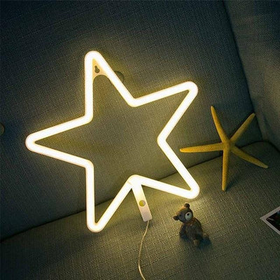 Superstar Love me NOW Wall/Desk Lamp Table/Wall lamp Rock star