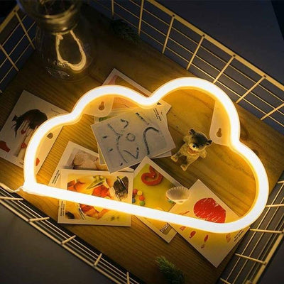 Superstar Love me NOW Wall/Desk Lamp Table/Wall lamp Light cloud